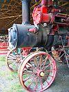 Tractor 1 by Tamara Valjean