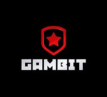 LCS Team Gambit phone cover by Azure Ink