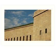 Fort Trumbull  Art Print