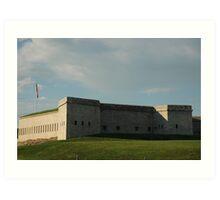 Fort Trumbull ll Art Print
