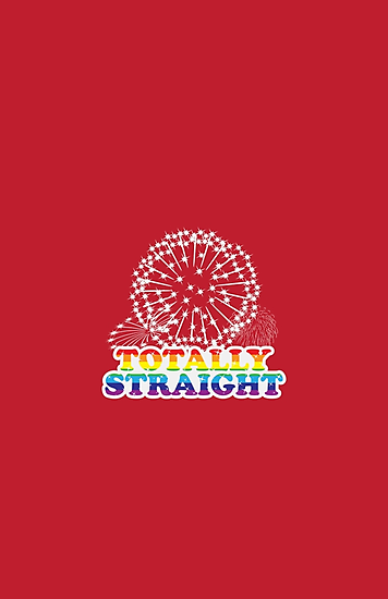 Totally Straight: Fireworks Extravaganza by s2ray