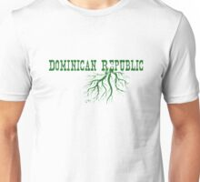 Dominican Republic Roots Unisex T-Shirt