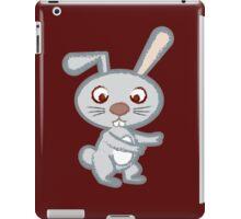 Little White Rabbit iPad Case/Skin
