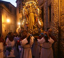 Casperia's Madonna Festival by Jessica Lynn