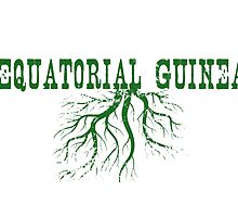 Equatorial Guinea Roots by surgedesigns