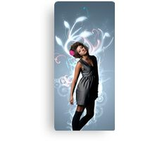Flare Canvas Print