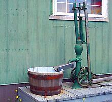 Vintage Farm Equipment 2 by Tamara Valjean
