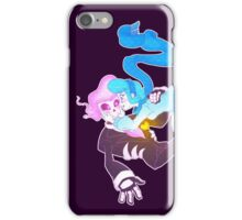 Mystery Skulls Ghost - Lewis and Vivi iPhone Case/Skin