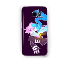 Mystery Skulls Ghost - Lewis and Vivi Samsung Galaxy Case/Skin