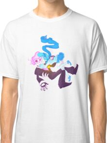 Mystery Skulls Ghost - Lewis and Vivi Classic T-Shirt