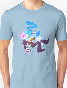 Mystery Skulls Ghost - Lewis and Vivi Unisex T-Shirt