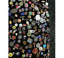 Pins Photographic Print