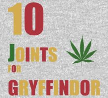 10 Joints for Gryffindor by ewbankovic
