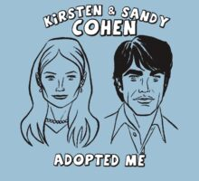 THE O.C. Sandy & Kirsten Cohen by ideanuk