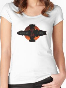 Watch how I soar Women's Fitted Scoop T-Shirt
