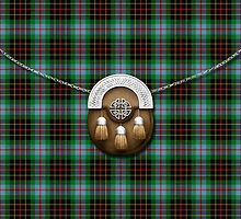 Clan Brodie Hunting Tartan And Sporran by thecelticflame