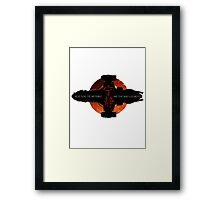 We've done the impossible and that makes us mighty Framed Print