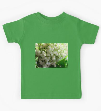 Lilies of the valley Kids Tee