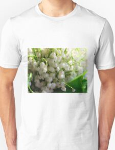Lilies of the valley Unisex T-Shirt