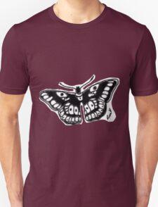 Butterfly Tattoo Unisex T-Shirt