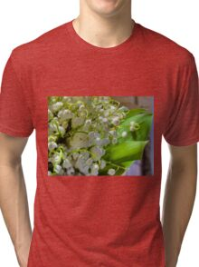 Lilies of the valley 2 Tri-blend T-Shirt