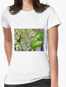 Lilies of the valley 2 Womens Fitted T-Shirt