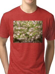Lilies of the valley 4 Tri-blend T-Shirt