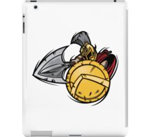Spartan iPad Case/Skin