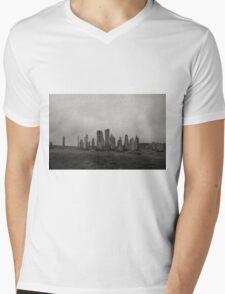 Callanish stone circle Mens V-Neck T-Shirt