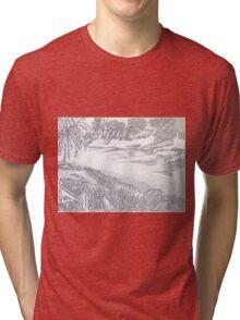 RIVERBANK Tri-blend T-Shirt