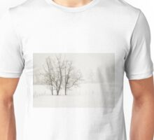 Open Snow Fields Unisex T-Shirt