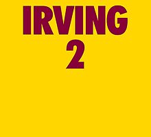 Kyrie Irving #2 by owned
