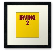 Kyrie Irving #2 Framed Print