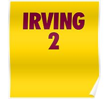 Kyrie Irving #2 Poster
