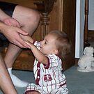 DADDYS HANDS by ELIZABETH B