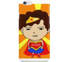 Ajumma - 아줌마 iPhone Case/Skin