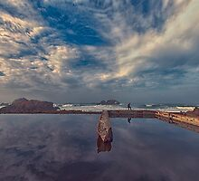 Sutro Baths by fuzzywunkle