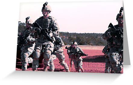 Soldiers by Sheila McCrea