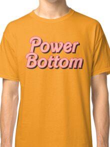 Power Bottom Barbie Classic T-Shirt