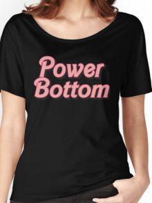 Power Bottom Barbie Women's Relaxed Fit T-Shirt