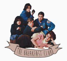 the breakfast club banner by Etai Ovadia