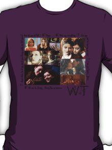 Willow & Tara Quotes T-Shirt
