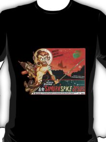 Samurai Space Jesus T-Shirt