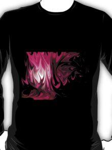 Pink Flames T-Shirt