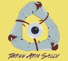 Three Arm Sally Kids Tee