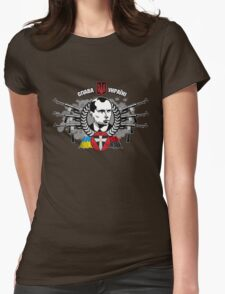 Ukrainian Insurgent Army (Stepan Bandera) Womens Fitted T-Shirt