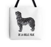 Pyrenean shepherd Mäx Tote Bag