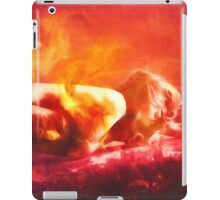 Born From Fire iPad Case/Skin