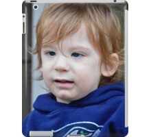 Messy Hair iPad Case/Skin