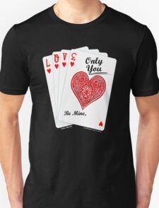 Suite Hearts Unisex T-Shirt